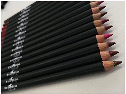 Italia Deluxe Ultra Fine Lip Liner set...