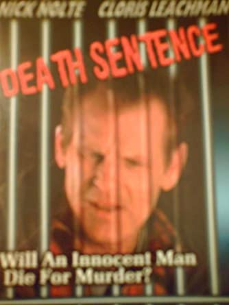 Death Sentence by Nick Nolte: Amazon ca: Nick Nolte, Cloris