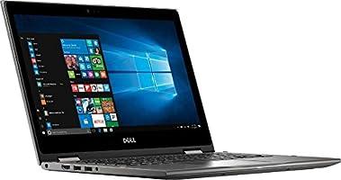 Dell Inspiron 13 7000 2-in-1 Laptop: AMD Ryzen 7 2700U, RX Vega 10 Graphics, 256GB SSD, 12GB RAM, 13.3inch Full HD Touch Display (Certified Refurbished)