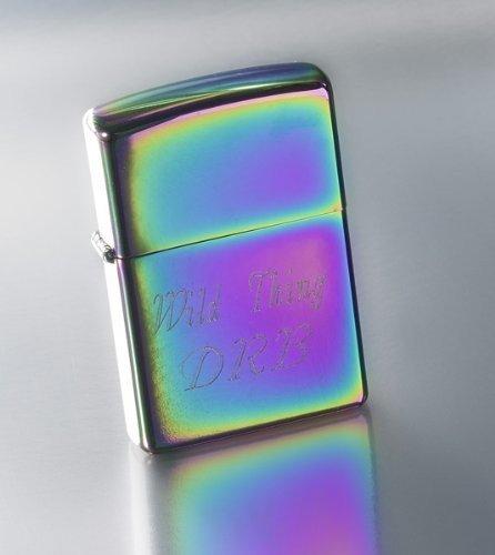Personalized Zippo Spectrum Lighter (Personalized Zippo Spectrum Lighter)