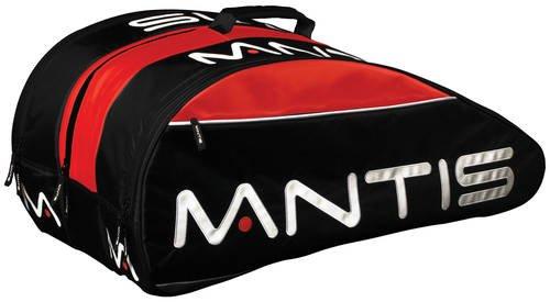 Mantis - Squash Schläger Tasche Für 12 Schläger Thermo