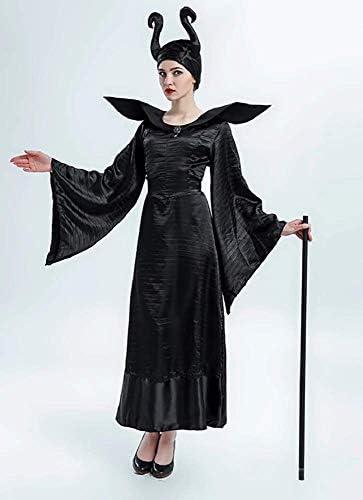 KIRALOVE Disfraz de maléfica - Bruja Malvada - maléfica - Bella ...