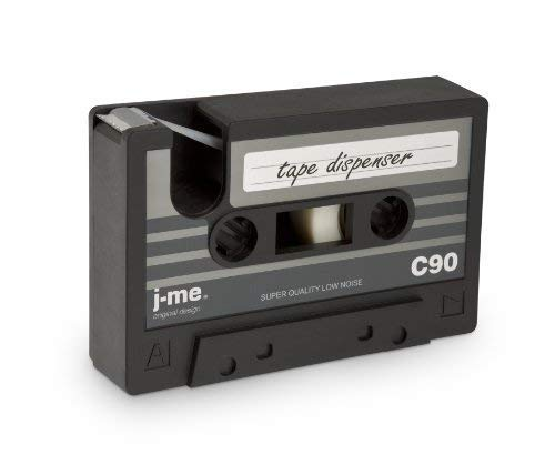 Cassette tape dispenser - compatible with scotch tape & 3M tape