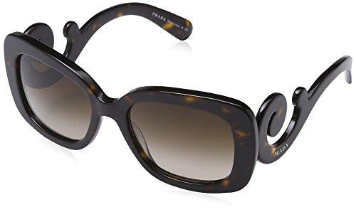 Prada Women's SPR270 Sunglasses, - Prada Frames Sunglass
