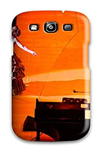 Flexible Tpu Back Case Cover For Galaxy S3 - Amanda Palmer