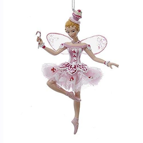 (Kurt Adler Sugar Plum Fairy 6-inch Resin Christmas Ornament)