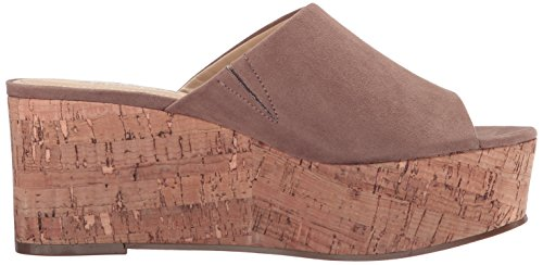 Charles Taupe by David Women's Sandal Wedge Charles Crisp 770qxrd