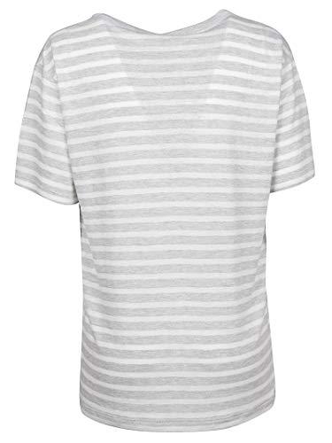 Wang shirt 4c491020a4942 Alexander Mujer T Gris Algodon dUEnYnqzr