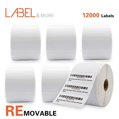 Avery 5160 Compatible Labels - Zebra Direct Thermal Labels 1