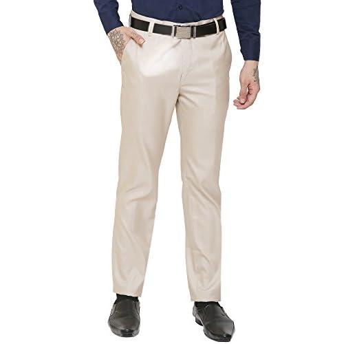 413t1sJWeJL. SS500  - AD & AV Men's Regular Fit Formal Trouser