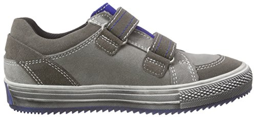 Richter Kinderschuhe Omero Jungen Sneakers Grau (pebble/rock/cobalt  6611)