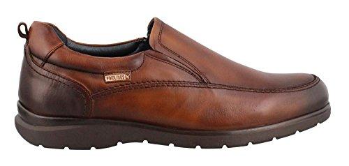 Pikolinos San Lorenzo 3036, Men's Loafers Brown (Cuero)