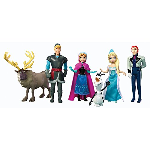 Disney Frozen Complete Story Playset (Discontinued by (Role Playing Game Figurines)