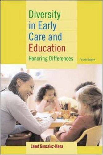Diversity in Early Care and Education Programs: Honoring Differences