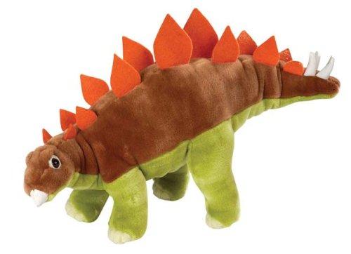 Wild Republic 48cm Natural History Museum Stegosaurus BendablePlush -
