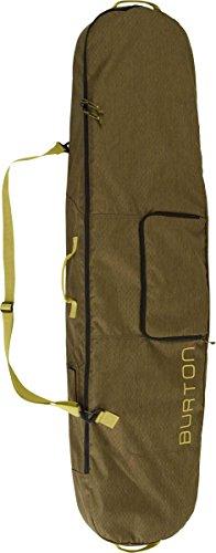 Burton Board Sack Snowboard Bag, Jungle, - Messenger Jungle Bags Green