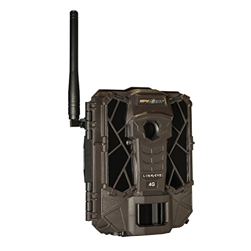 Spypoint LINK-EVO-V Verizon Cellulartrail Camera Brown