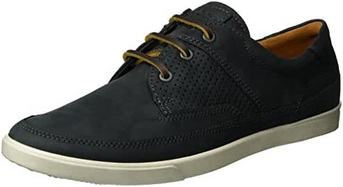 ECCO Men's Collin Nautical Perforated Fashion Sneaker