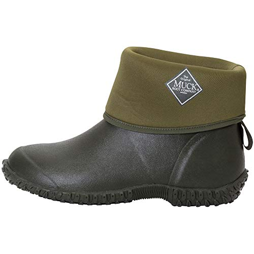 - Muck Boot Women's Muckster II Mid Ankle Boot, Green, 6 Medium US