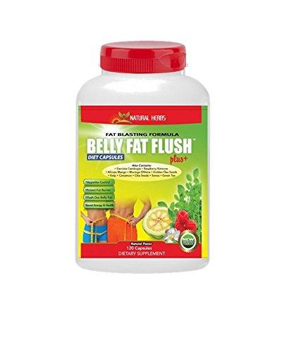BELLY FAT FLUSH CAPSULES
