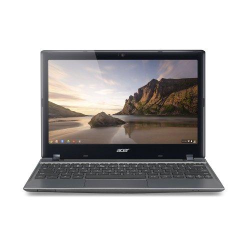 (Acer Aspire C710-2487 11.6-Inch Chromebook (1.1 GHz Intel Celeron 847 Processor, 4GB DDR3, 320GB HDD, Chrome OS) Iron Gray)