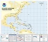 Hurricane Tracking Chart: Western Atlantic