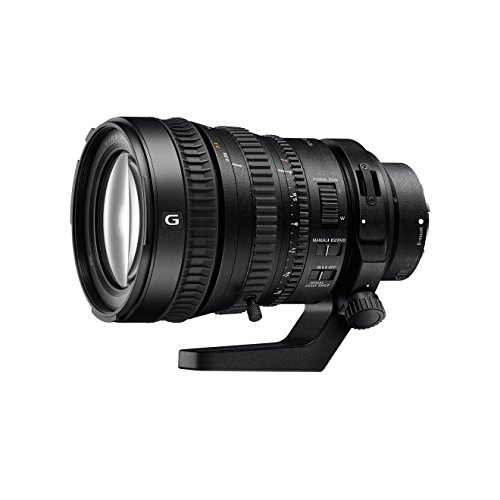 Sony SELP28135G 28-135mm FE PZ F4 G OSS Interchangeable Full-frame E-mount Power Zoom Lens - International Version (No Warranty) (Sony Dock Camera)