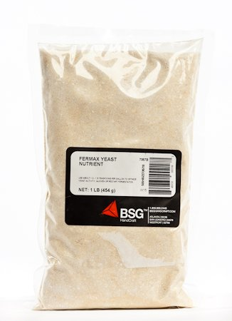 Fermax Yeast Nutrient, 1lb (Best Yeast For Distilling)