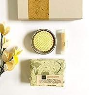 Kaya Citrus Mini Gift Set, Handmade Bath & Body Gift