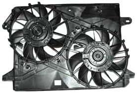 Amazon Com Tyc 621160 Chrysler Dodge Replacement Radiator