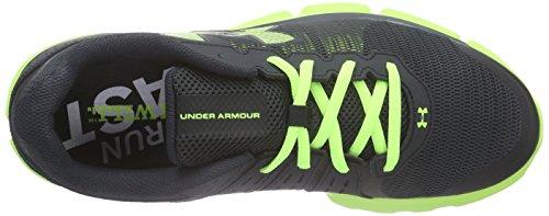 Under Armour UA Micro G Speed Swift, Zapatillas de Estar por Casa para Hombre Gris(ATH/FUG/FUG 16)