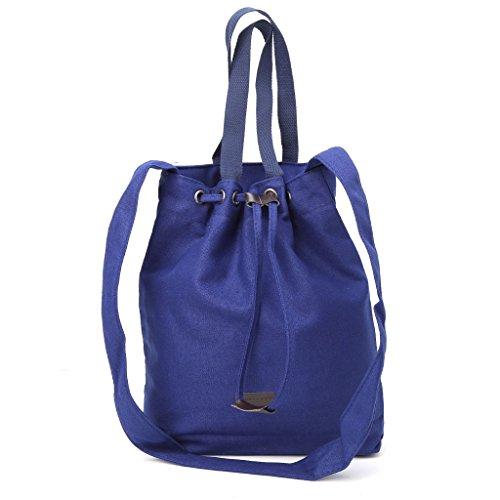 Gris Oscuro 6x3 54 Color Gray Bandolera Lona 7 Azul Deep 32x32x9cm Length Dabixx Strap 18cm Mujer 6x12 Bolso Hand 12 para de 86vqx0Z