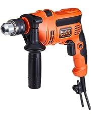 Black & Decker KR704REKP 20-XD 13 mm Vsr Hammer Drill 710W Drill/Driver Kit, 37 Piece ACC