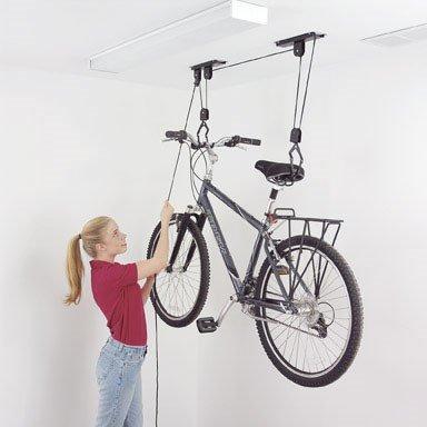 Racor PBH-1R Ceiling-Mounted Bike Lift