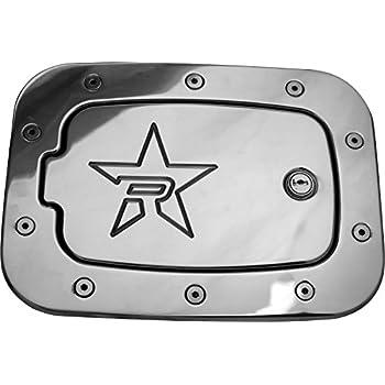 All Sales 6058C Billet Fuel Door