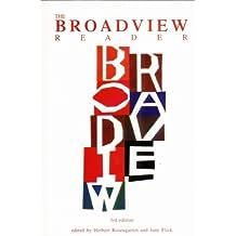 Broadview Reader 3/E Pb by Herbert Rosengarten (1998-02-28)