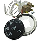 Campini, Kit TY95 0-200ºC termostato capilar regulación para ...