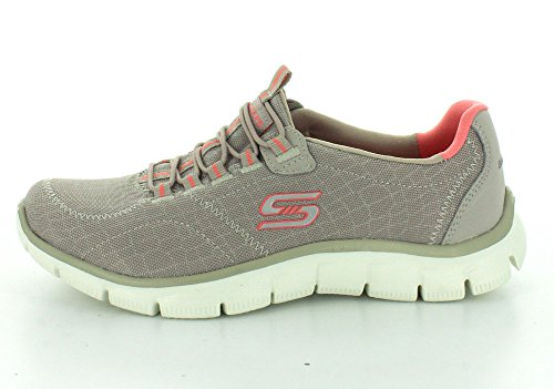 Funktionsschuh Appeal SKEES Pretty Damen City Taupe Flex Skechers 8OPxvwCqO