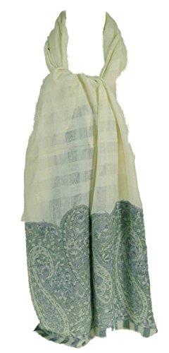 Petrusse - Etole coton Klara ecru