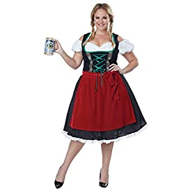 California Costumes Women's Oktoberfest Frau...
