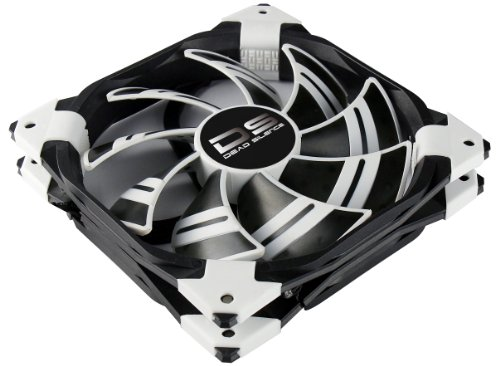 - AeroCool Fan Cooling for PC, DS 120mm (White)