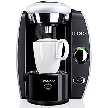 Bosch Tassimo Coffee Machine Red Cup Light Mouthtoears.com