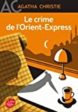 Image of Le crime de l'Orient-Express [ Murder on the Orient Express ] (French Edition)