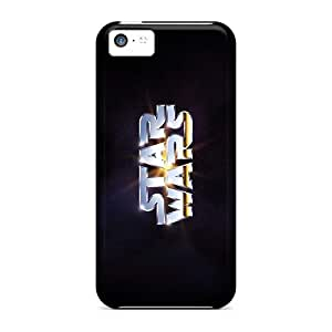 TimeaJoyce Iphone 5c Shock-Absorbing Hard Cell-phone Cases Unique Design HD Strat Wars Pattern [Moq16338mpyv]