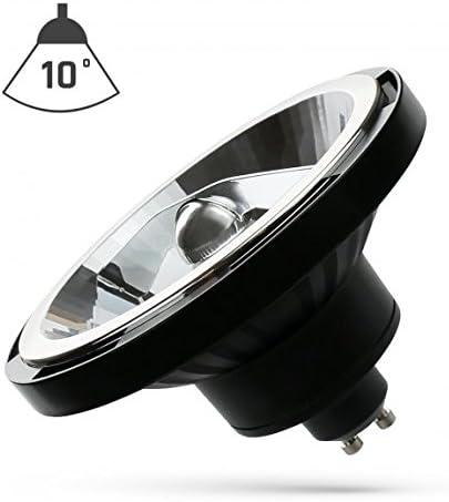 15 W LED GU10 AR111 Strahler Lampe Leuchtmittel Reflektor Licht warmweiß