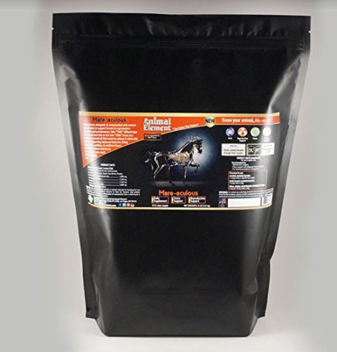 Mare-Aculous - 8 Lb. - Organic, GMO Free Calming Supplement