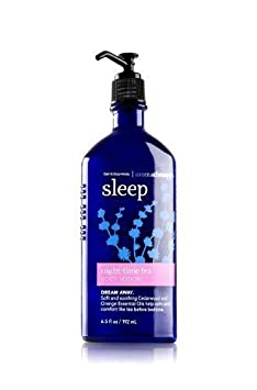 Bath and Body Works Sleep Night Time Tea Dream Away 6.5 Oz Body Lotion Aromatherapy