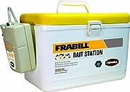 Frabill Ice MIN-O-LIFE Personal Bait Station, 8-Quart