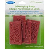 Rectangle Embossing Soap Stamps