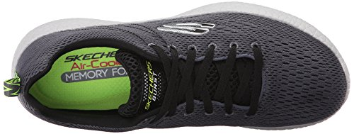 Skechers Equalizer - Double Play Herren Mokassin Grijs